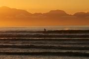 Dawn surfers corner