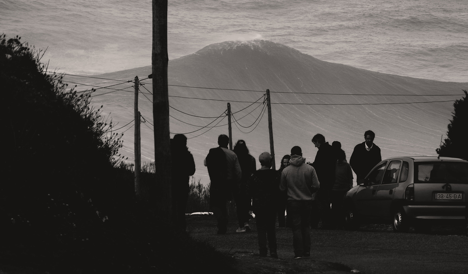 nazare peak