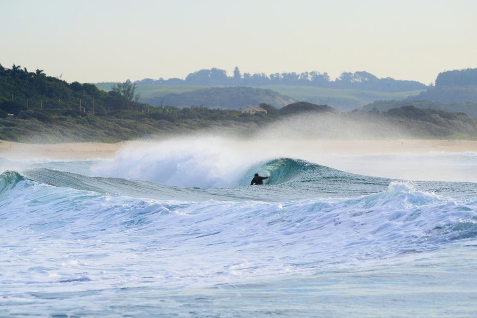Down the South coast