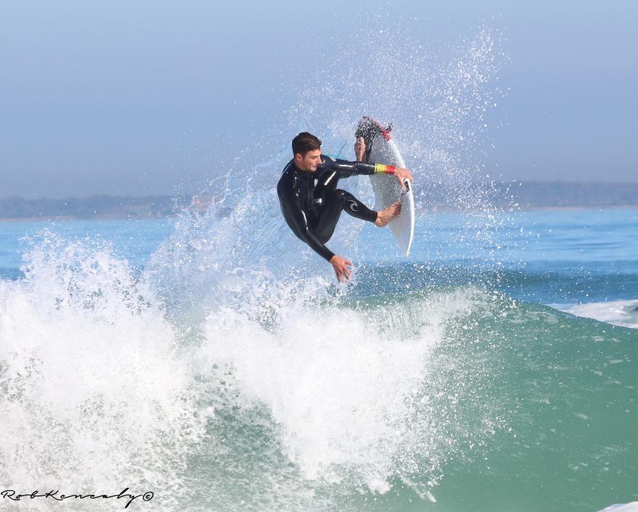 Diran Zak..Ripping up the west coast