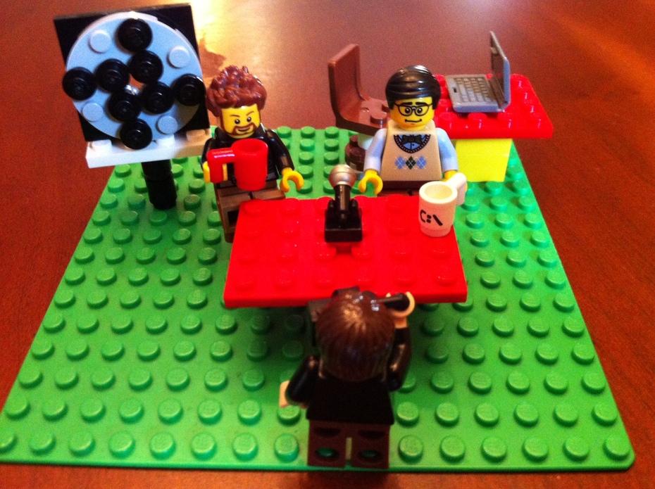 LEGO GMM Set 1