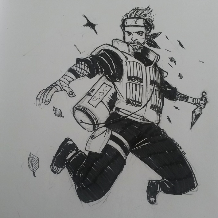 Ninja Rhett