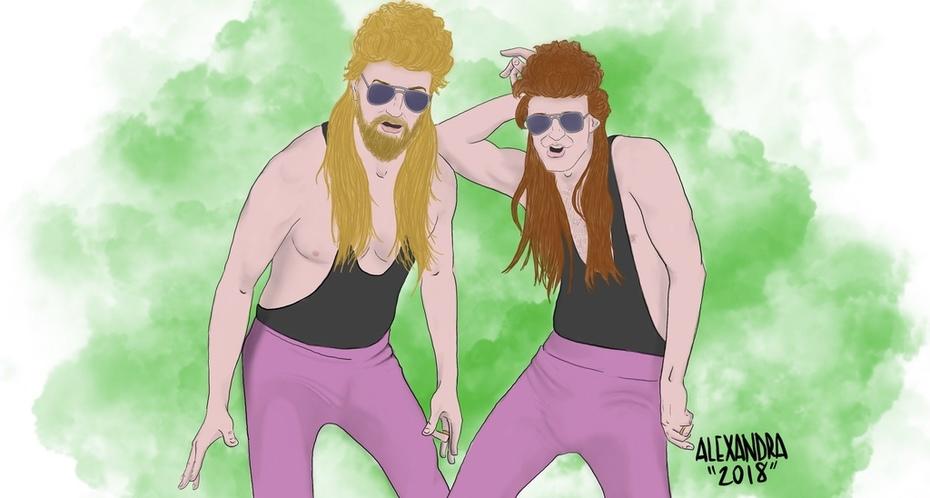 Randy & Dandy Mandy