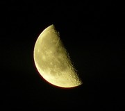 The Moon, from my window (1)