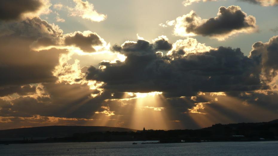 Sunset 12-1-2008
