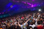 Ultra Music Festival.. Lots of positive energy