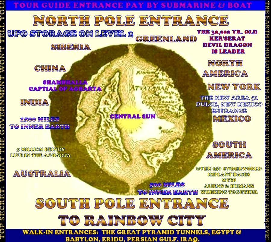 entrance to rainbow city