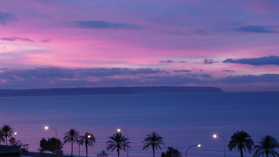 Palma Bay 12-31-2008 Real colours......Beautiful!!