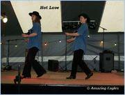 Amazing Eagle linedance teacher Erna & Saskia