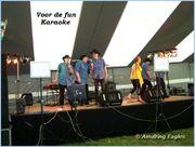 Amazing karaoke singers - whole again