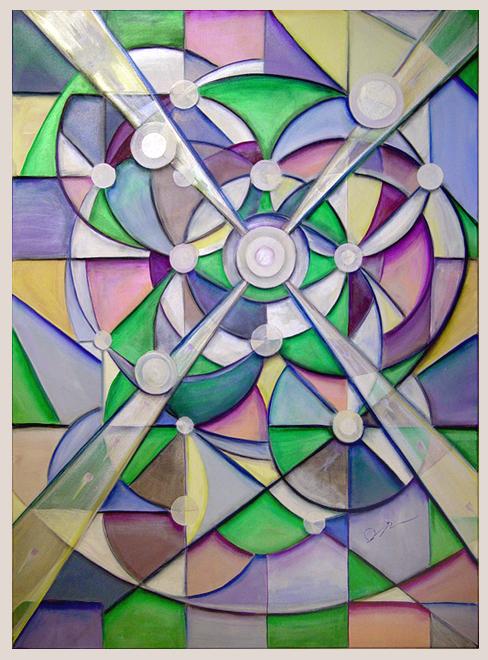 Geometric Vortex Big Bang