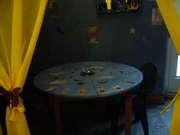 tarot table