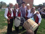 tupanxhijt - me and a group of old fashion instrumentalists