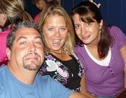 Jason, Kelly & Amanda