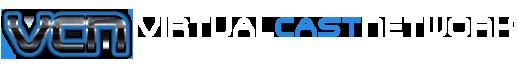 Virtual Cast Network Logo