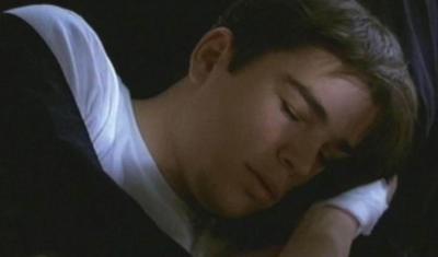 sleeping...