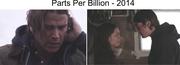 Com Rosario Dawson em Parts Per Billion