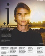 Josh Hartnett like Sade and loves to cook. Did you know...?