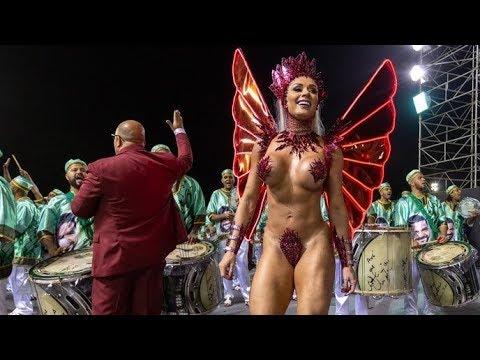 São Paulo Carnival 2019 [HD] - Floats & Dancers | Brazilian Carnival | The Samba Schools Parade