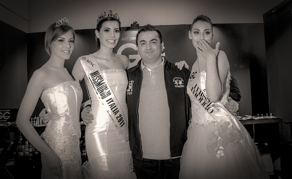 miss Italy ladies..