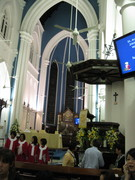 ST. ANDREW CATHEDRAL CHANCEL