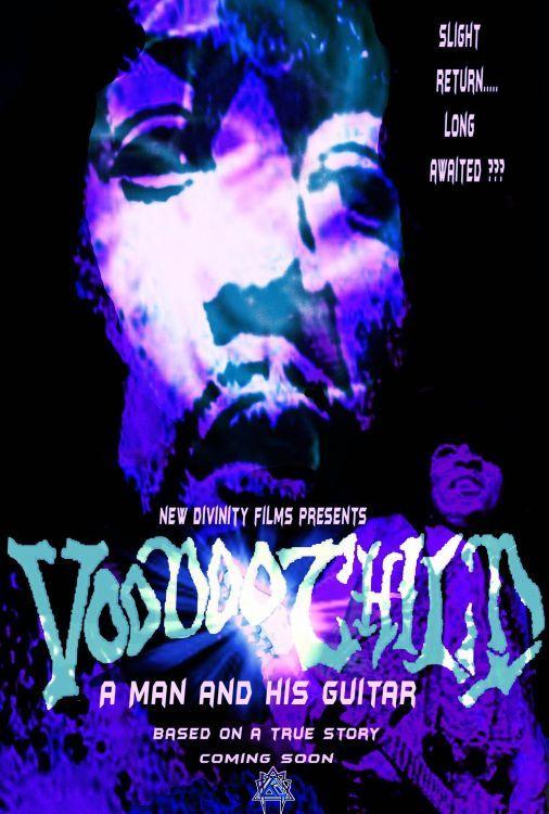 'Voodoo Child' Film Poster