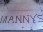 Manny's path