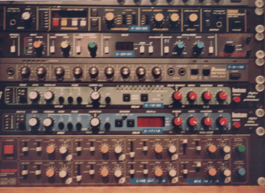 Manny's: Recording/Rack Gear
