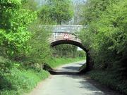 SMJ overbridge near West Farndon (Woodford Halse)