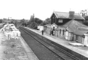 Towcester Station post closure
