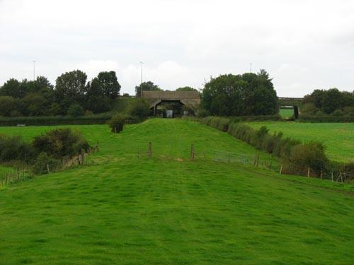 Roade - Former track bed near Bridge 169A