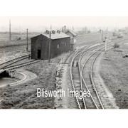 SMJ engine shed, Blisworth