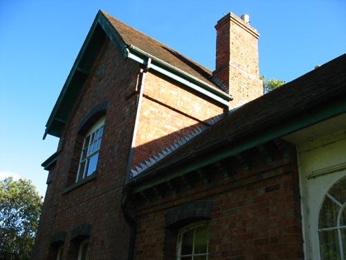Station master house Stoke Bruerne