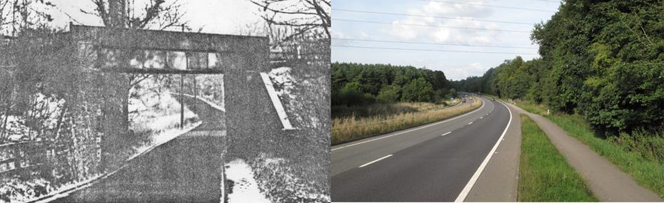 A43 SMJ bridge 150 ( near Easton Neston and Towcester)