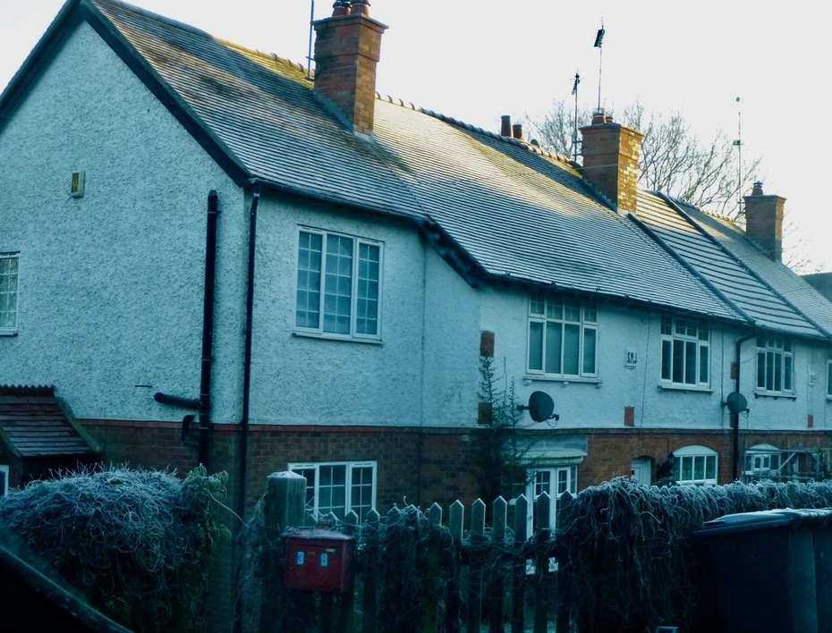 SMJ cottages, Blisworth