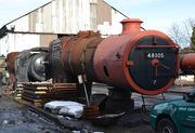 SMJR 8F's boiler