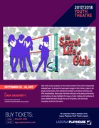 Laguna Beach Playhouse New Play: Secret Life of Girls
