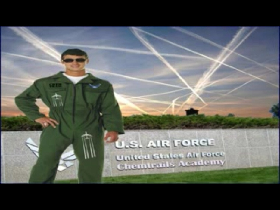 """Duped & Brain-Washed USAF """"TOP GUN"""" Pilots In Training for Worldwide Disease-Causing, Carcinogenic & Deadly ChemTrails Sprayings On Pretext That They R """"On A Holy Mission"""" To Prevent """"Global Warming"""""""