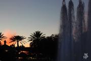Friendship Fountain Sunset