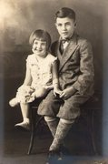 Ray & Joyce Wood Abt 1932
