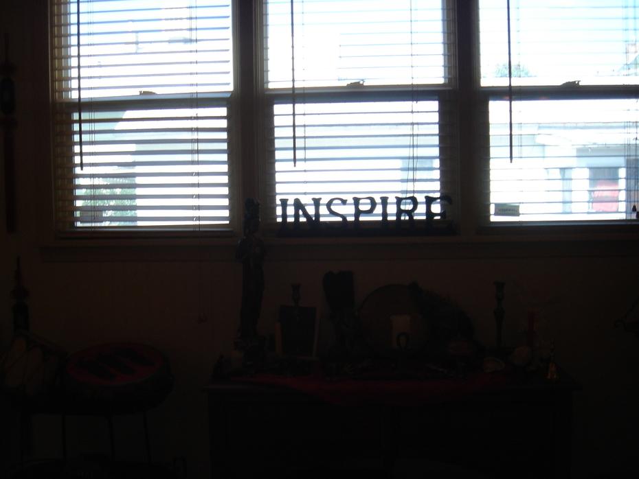 Inspire Altar