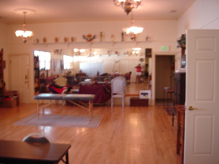 Lodge Healing Space