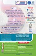 GASTRONICA 2014,CONGRESO DE GASTROENTEROLOGIA Y ENDOSCOPIA DIGESTIVA