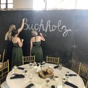 Buchholz Wedding 10/13/18