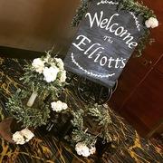 Elliott Wedding 10/27/18