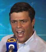Para destruir la obra de Chávez, la CIA apuesta por Leopoldo López, el fascista que crió