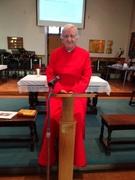 Rev Canon John A Stanley OBE