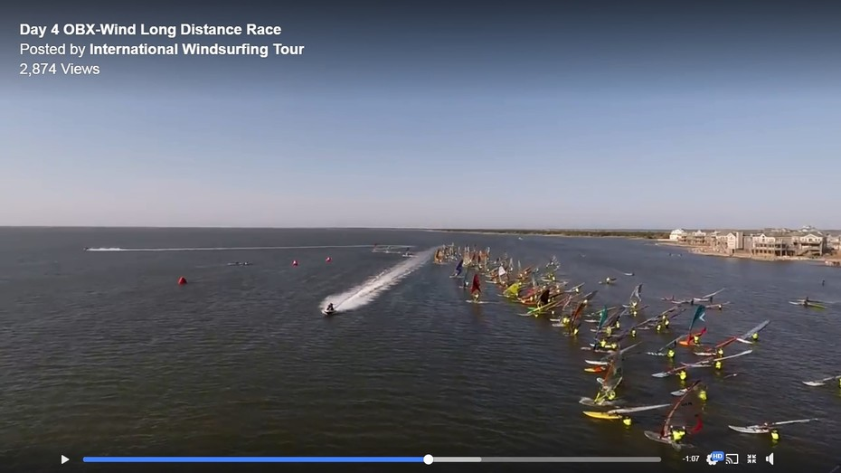 OBX long distance race 1 2018