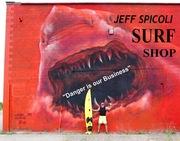 JEFF SPICOLI SURF SHOP_