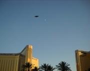 UFO sighting photo in Las Vegas, Nevada July 7, 2010, great photo.